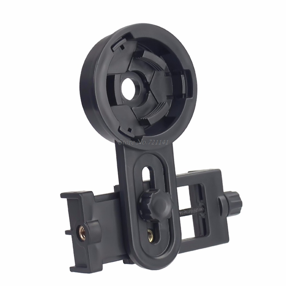 Univeral Mobile Phone Camera Adapter Smartphone Capturer Telescope Clip Mount Electronics Stocks