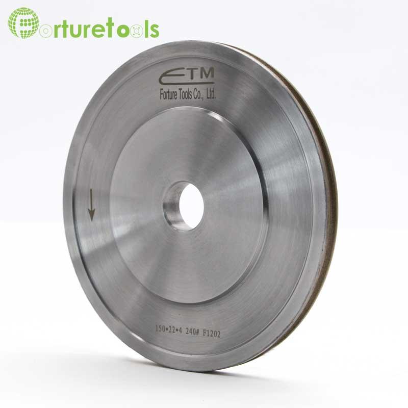 1 pc 4 6 diamant crayon meule pour 3 ~ 12mm verre rond bord traitement bronze roue de liaison M001