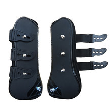 1Pair Neoprene Horse Exercise Jumping Brushing Protection Tendon Boots FULL Size(China)