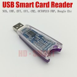 Cartão inteligente de alta velocidade original eft, cm2, octoplus frp, umt, nck pro, dongle