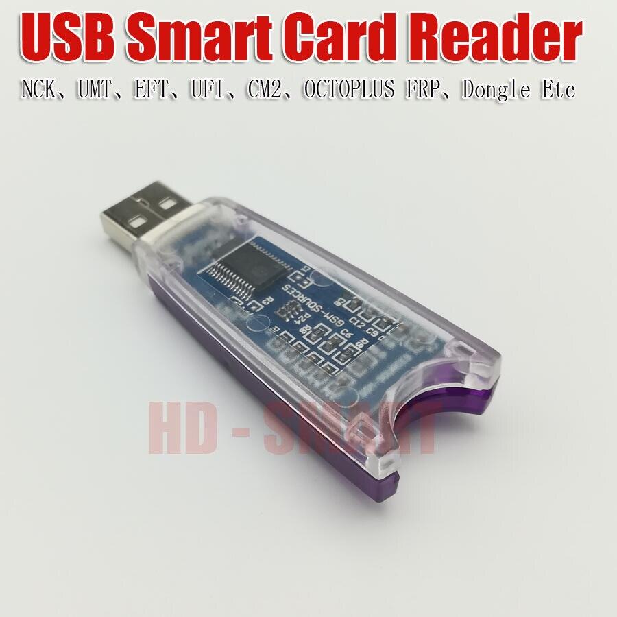 EFT de carte à puce haute vitesse d'origine, CM2, OCTOPLUS FRP, UMT, NCK PRO, Dongle