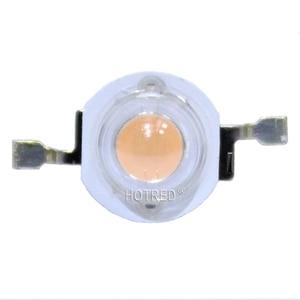 Image 4 - 100 個の led 3 ワット bridgelux 400nm 840nm フルスペクトルは光 Led チップ 45mil で 700mA 植物ライトブロードスペクトラム 20 ミリメートル/16 ミリメートル PCB