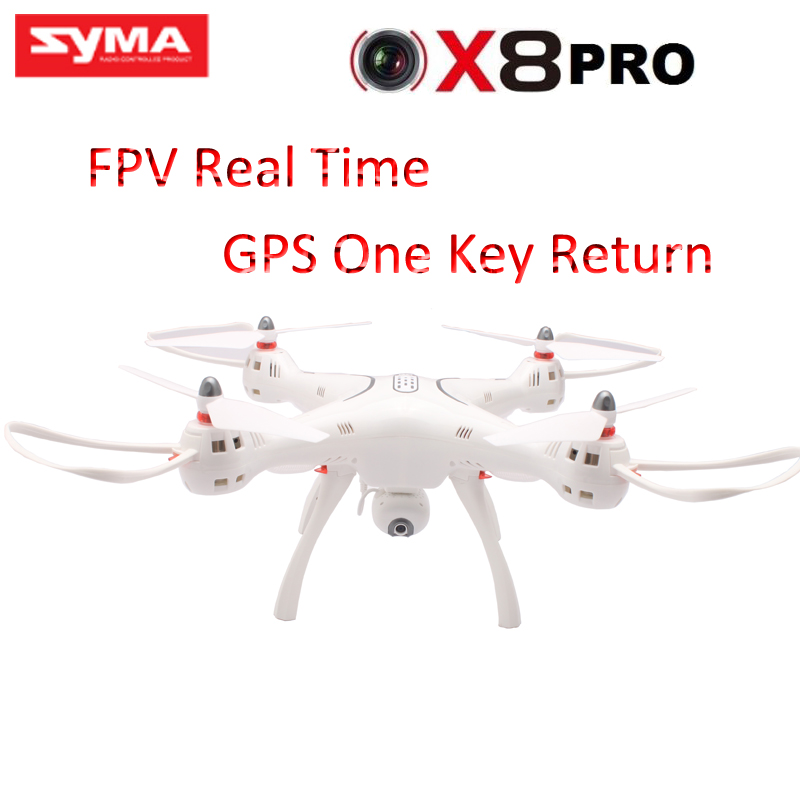 SYMA X8PRO GPS RC Drone with 720P HD Camera or H9R 4K Camera 2.4G Professional FPV Selfie Drones Quadcopter Helicopter VS CX20