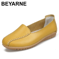 Brand Spring Women Shoes Flats Leather Woman Shoes 2015 For Autumn Women S Moccasins Girls Shoes