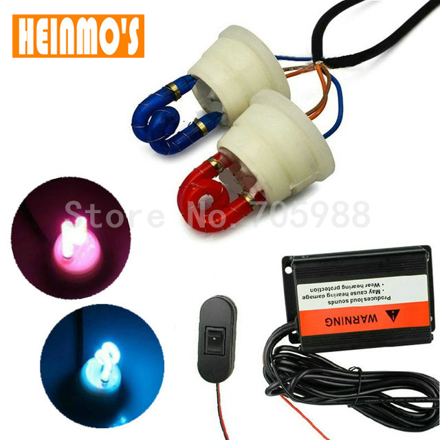 High Quality RED&BLUE White Car Strobe Warning Light Flashing Light Auto Spiral Tube Flash Lamp led Emergency light lamp high quality waterproof 12v 120ma safely security alarm strobe signal safety warning blue red orange flashing led light