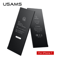 USAMS For IPhone 7 Battery 1960mAh Capacity 3 82V Polymer Internal Battery Power Replacement With Disassemble