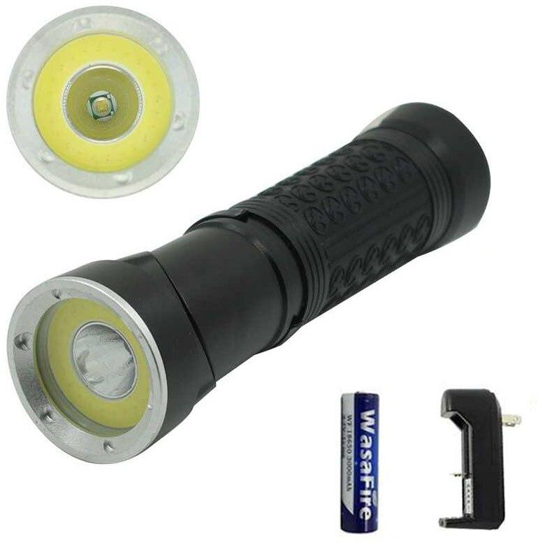 Responsible Skywolfeye Telescopic T6+cob Glare Aluminum Alloy Led Flashlight Outdoor Camping Flashlight Reasonable Price Flashlights & Torches Lights & Lighting
