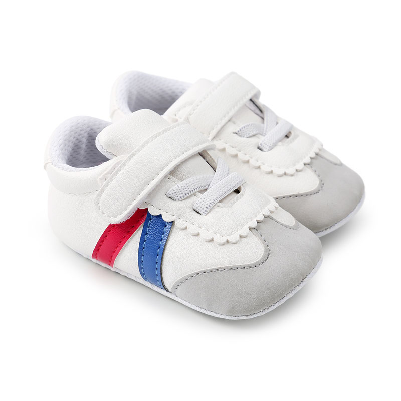 WONBO New Baby Fashion Sneakers Soft Sole Infant Baby First Walkers Toddler Prewalkers Hot Sport Shoe