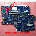 New70 la-5892p rev : 1.0 laptop motherboard para ACER TM5740 5742 5741 5741 G 5742 G mbtvf02001 HM55 integrada ddr3, 100% testado