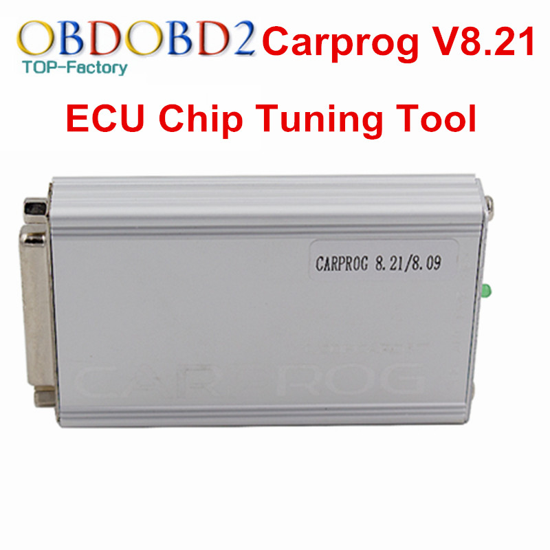Цена за Основной блок CARPROG V8.21 Авто Ремонт (радио, одометров, щитки, иммобилайзеры) CARPROG Полный V8.21 ЭКЮ Чип Tunning автомобилей PROG