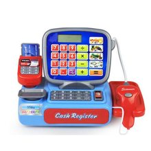 Kids Pretend Play Supermarket checkout c