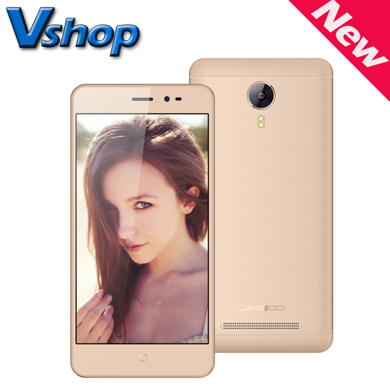 Leagoo Z5c 3G Android 6.0 1GB RAM 8GB ROM Quad Core 5.0MP Camera 5.0 inch Dual SIM Smartphone