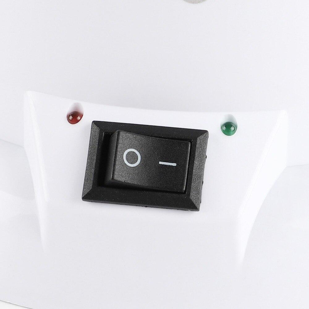 Инструменты для ногтей высокая температура стерилизатор коробка стальной металлический Щипцы Пинцет оборудование для чистки машина стерилизатор коробка со стеклянным шариком