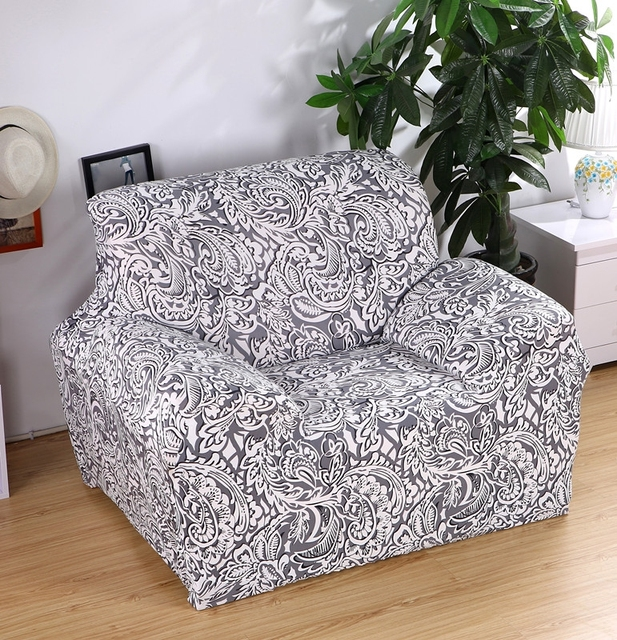 Fengwujiutian   Golden Sofa Cover Sofa Slipcovers Cheap Wrap Tight Sofa  Spandex Cover Corner Sofa Furniture