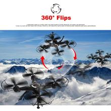 X5SW 2.4G 4CH 6-axis RC Quadcopter Drone 3D Flips Headless Mode Without Camera Dropship Y901