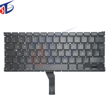 "New original Denmark Keyboard For Apple Macbook Air 13"" A1369 A1466 Denmark Danish Keyboard without backlight 2011-2015year"