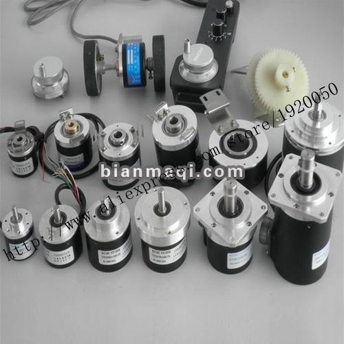 Suministrar ISC5810-001C-1000BZ3-12-24F rotary encoder eje sólido 10mm 1000 line