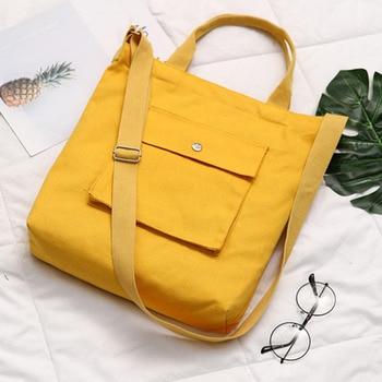 332bca96f Venta caliente-Manejar bolsas de mujer de lona de bolsas 2019 mujeres  hombro bolso mensajero bolso de ocio bolsas de compras bolso