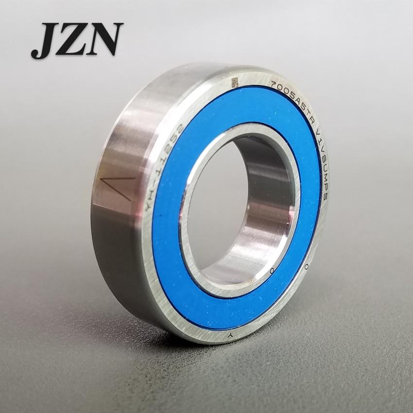 Free Shipping High-precision Angular Contact Bearing Engraving Machine Bearing A Single 7200 7201 7202 7203 7204 7205 -2RZ P5