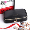Baginbag Jewelry Box Princess Makeup Bag High-Grade Leather Toiletry Bag Small Portable Jewelry Box Large Fashion Cosmetic Bag