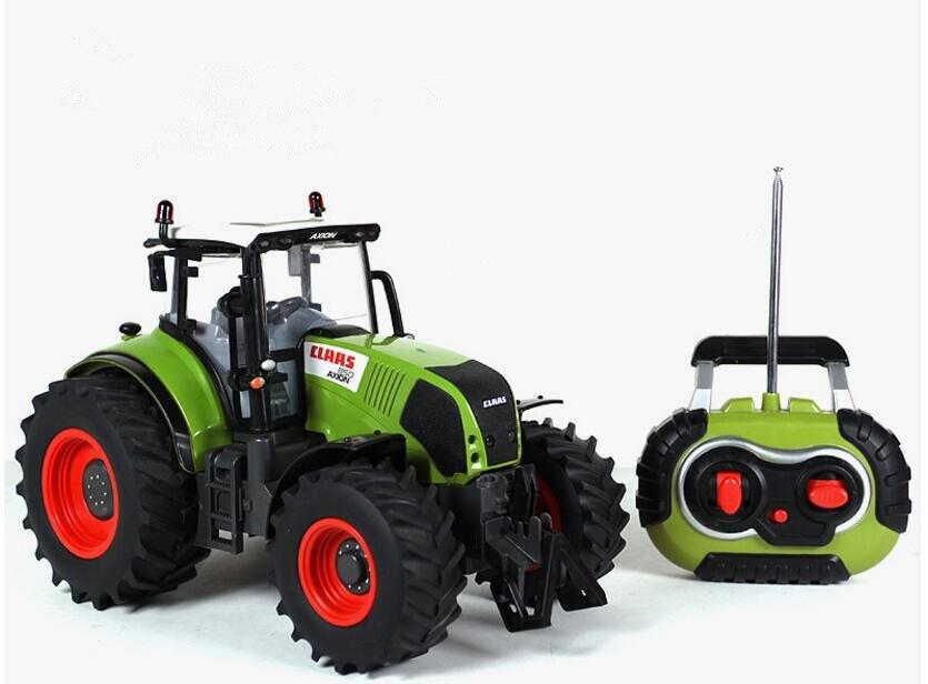 En Stock 1:16 très grande télécommande voiture jouet voiture télécommandée voitures enfants tracteur jouets pour enfants enfants jouet