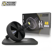 Wheel Abdominal Rollers Exerciser Fitness Workout