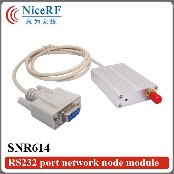 SNR614-RS232 port network node module-2