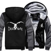 High Q Unisex Death Note L Killer Hoodies Rumia Jacket Death Note L Yagami Light Yagami