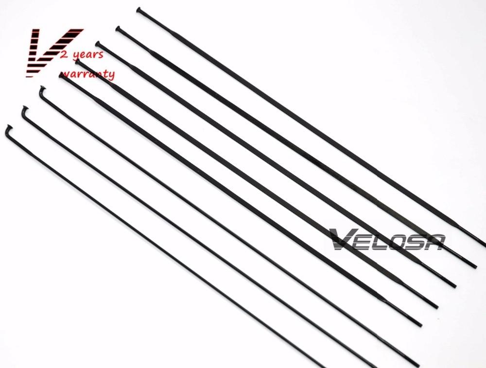 12pcs/lot Pillar PSR 1423 Stainless Steel J-bend/straight Pull Bladed 14G Spokes With Nipples 1 Dozen/12pcs High Strength 6.8g