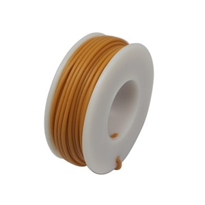 Image 4 - 18 20 22 24 26 28 30 AWG silicone Wires Electronic Wire Conductor To Internal Wiring CABLES WIRES DIY