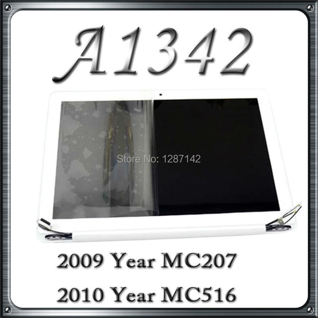 "13"" Laptop LCD Assembly For Macbook Air A1342 MC207 MC516 LED LCD Screen Unibody original 100% working"