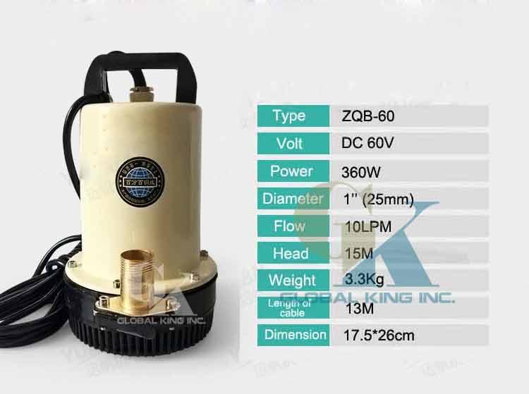 DC60V Farm & Ranch Solar Powered Deep Well Submersible Water Pump 49.2FT Max Lift(White)DC60V Farm & Ranch Solar Powered Deep Well Submersible Water Pump 49.2FT Max Lift(White)