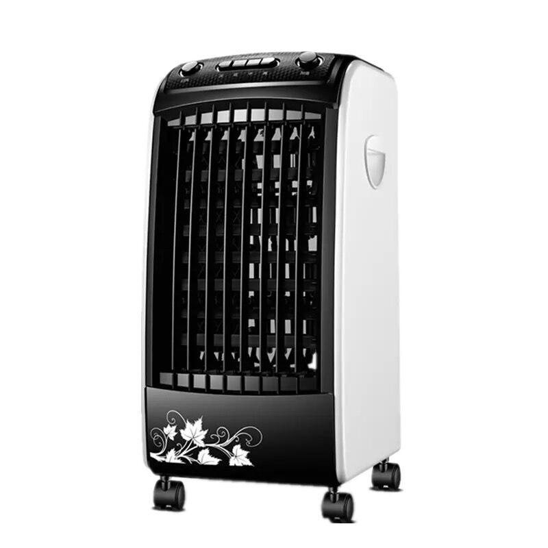 Mini Portable Électrique Frais de Nettoyage du Climatiseur Air Conditionné Ventilateur Muet Humidification Ventilateur De Refroidissement avec refroidissement par Eau Conseil