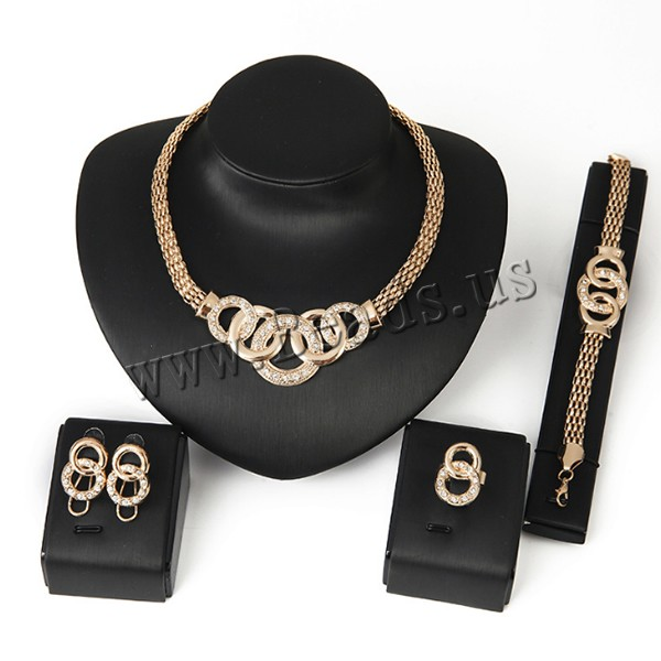 Fashion Jewelry Sets Gold Colour Plated Collar Statement Necklace Earrings Bracelet Kay Jewelers For Women Party Accessories Necklace Earrings Bracelet Fashion Jewelry Setjewelry Sets Aliexpress