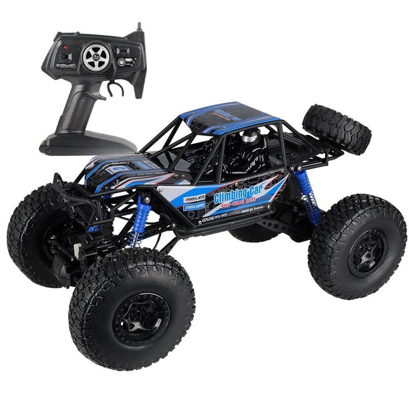 MZ 2837 1/10 2.4G 4WD RC Racing Car High Speed BigFoot Off-Road Waterproof Truck With Light Kids Toys hsp rc car 1 10 electric power remote control car 94601pro 4wd off road short course truck rtr similar redcat himoto racing