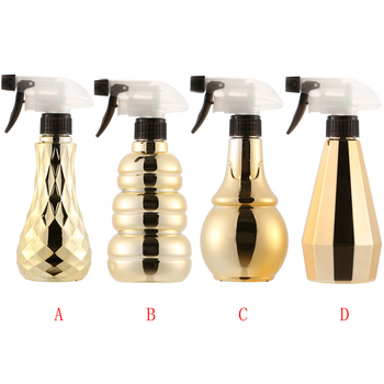 450ML Hairdressing Spray Bottle Salon Barber Hair Tools Water Sprayer Adopting ABS material which is durable for long term use Z