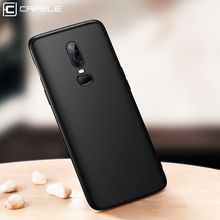 CAFELE Phone Case for OnePlus 6 Back Cover Soft Silicone TPU Case Business Mobile Phone Case for 1+6  for oneplus6 Full Cover