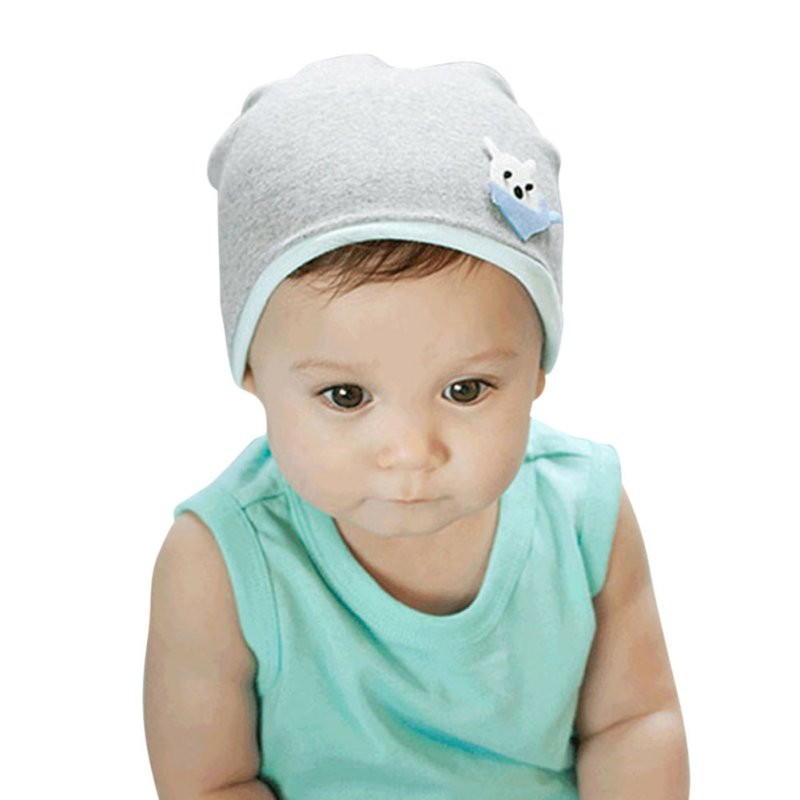 Baby Kid Girl Boy Toddler Animal Print Beanie Cap Newborn Cotton Soft Hat delicate hot cute animal newborn girl boy soft sole crib toddler shoes canvas sneaker for 0 12m m22