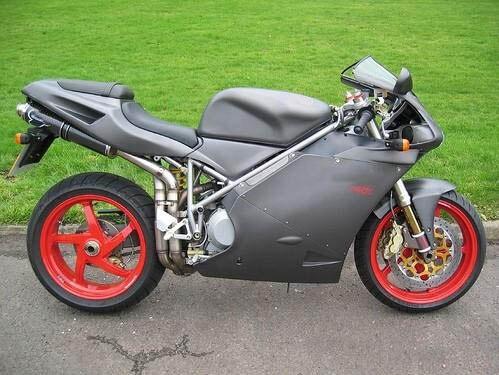 Планы, чтобы настроить для Ducati 996 748 1996-2002 литья под давлением ABS пластик мотоциклов Обтекателя Kit кузов и D40