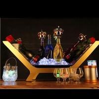 Светодио дный светодиодный светящийся пивной держатель светодио дный вина светодиодный зарядный ведро льда 6/12 boсветодио дный TT светодиодн