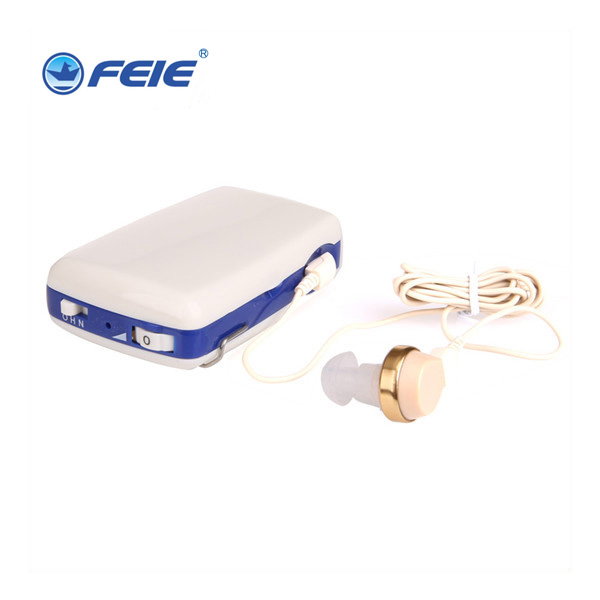 ФОТО free shipping  online shopping ear hooklistening device high frequency apparatus pocket Conference Gift powerfuldeaf aid  S-6A