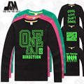 One Direction Shirt 1 Direction T-shirt Zayn Malik,Liam Payne,Niall Horan,Louis Tomlinson,Harry Styles Tshirt Party  glowed