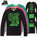 One Direction Shirt 1 Direction T-shirt Zayn Malik,Liam Payne,Niall Horan,Louis Tomlinson,Harry Styles Tshirt Party  glowed