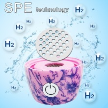 SYNTEAM Brand SPE PEM Membrane Hydrogen Water Generator Bottle Bottom Super ORP Separate H2 and O2 Alkaline Ionizer WAC011
