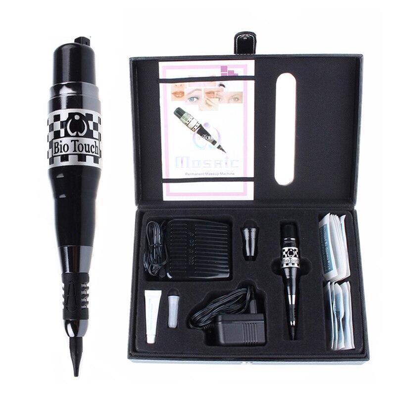 Mosaïque De Tatouage Kits Électrique Maquillage Permanent Rotary Machine Stylo Équipement De Beauté Pour Sourcils Lèvres Eyeliner Cosmétiques maquillage