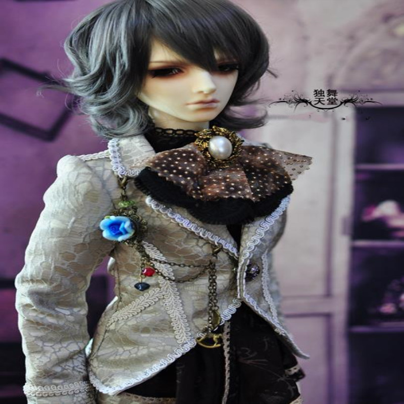 Bjd doll clothes sd baby clothes mens clothing suit -uncle 1/3 1/4Bjd doll clothes sd baby clothes mens clothing suit -uncle 1/3 1/4