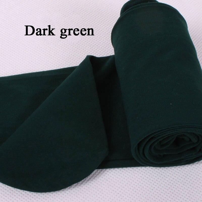 BIVIGAOS модные сексуальные Kawaii милые 120D бархатные бесшовные колготки ярких цветов колготки непрозрачные женские 18 цветов Сексуальные чулки - Цвет: Dark green