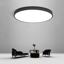 Современный потолочный светильник для гостиной светодиодный потолочный светильник для гостиной ультра-тонкий светодиодный потолочный светильник домашний свет