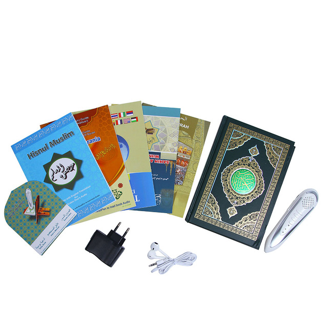 US $54 99 |digital quran read pen PQ15 word by word Function digital pen al  quran,holy quran with urdu translation free downloading voices on