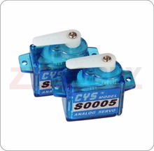 2X CYS S0005 5g Plastic Gear Micro Servo 21 5x11 8x20 9mm For RC Plane Boat